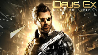 Deus Ex Mankind Divided, noticias de videojuegos