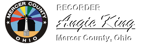 Mercer County, Ohio, Recorder