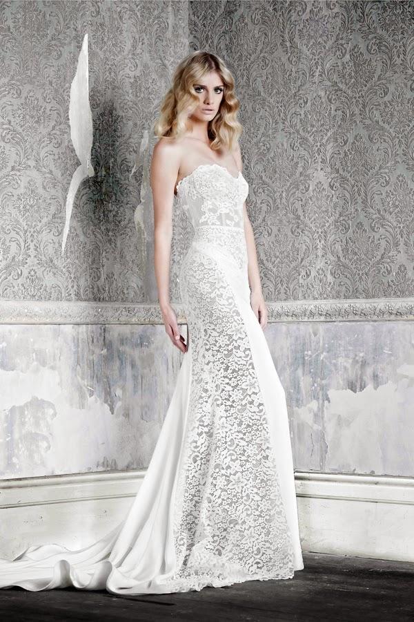 2015 Pallas Couture 'La Promesse' wedding dress collection