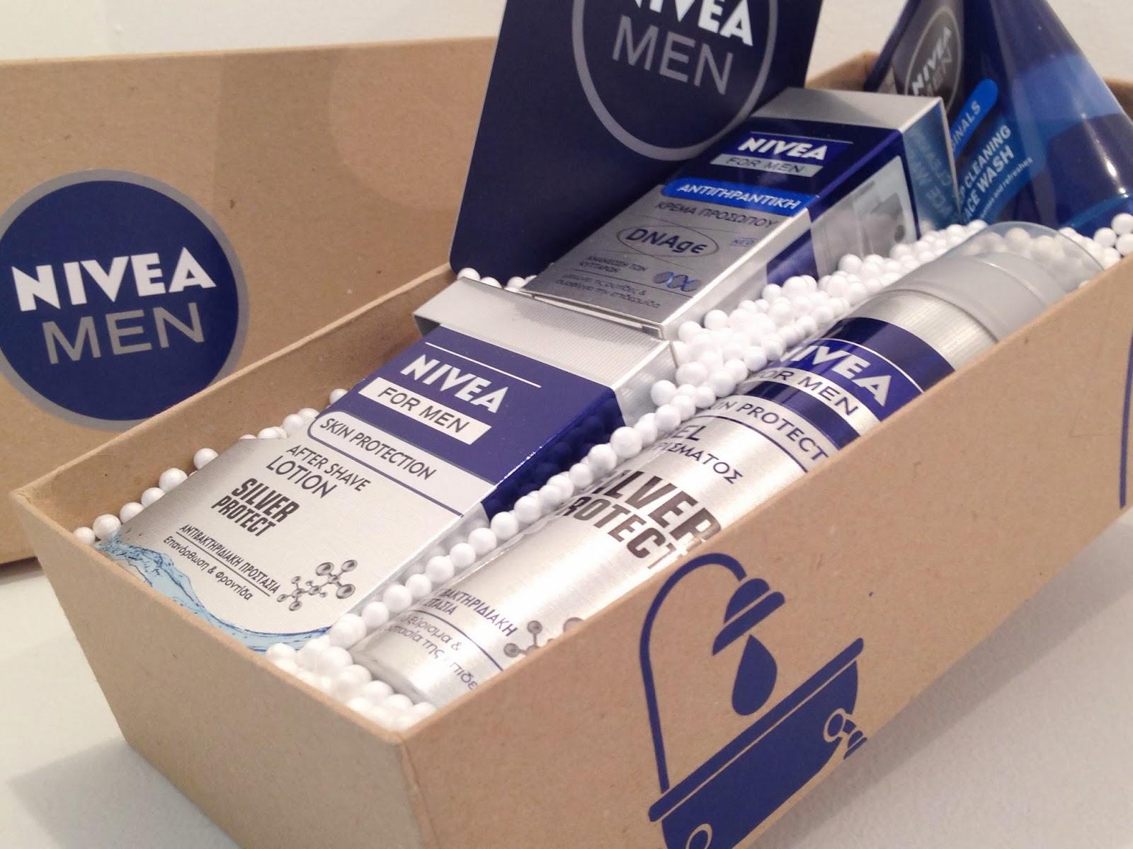 Упаковка для nivea men 4 фотография