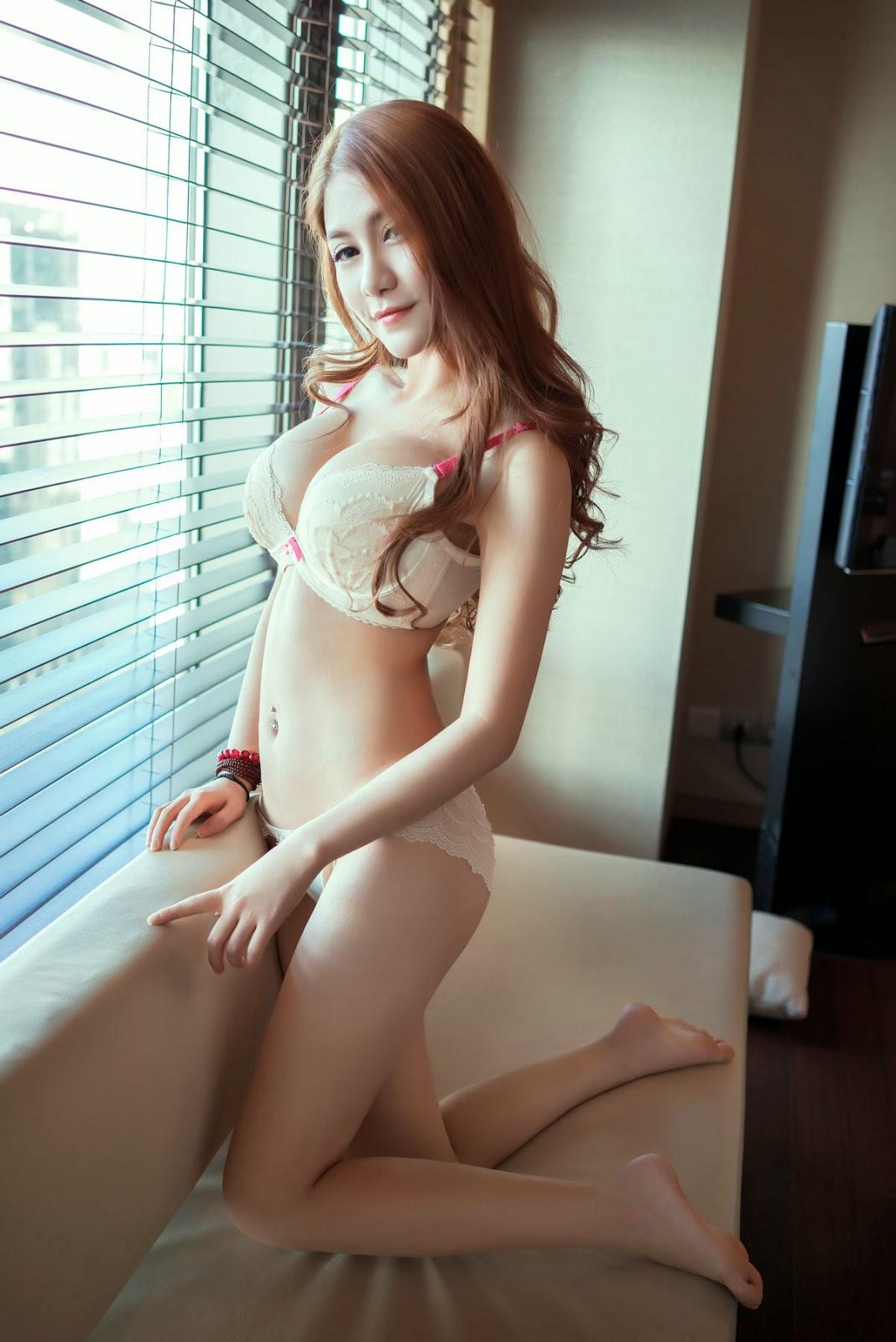 Li Qui Ci mẫu đồ lót cực khủng 6