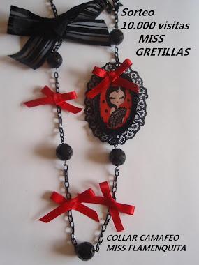 SORTEO EN MISS GRETILLAS