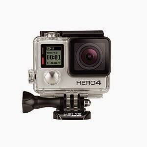 The GoPro Hero 4 for FPV use