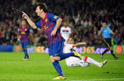 Barcelona 5 - 0 Mallorca (3)