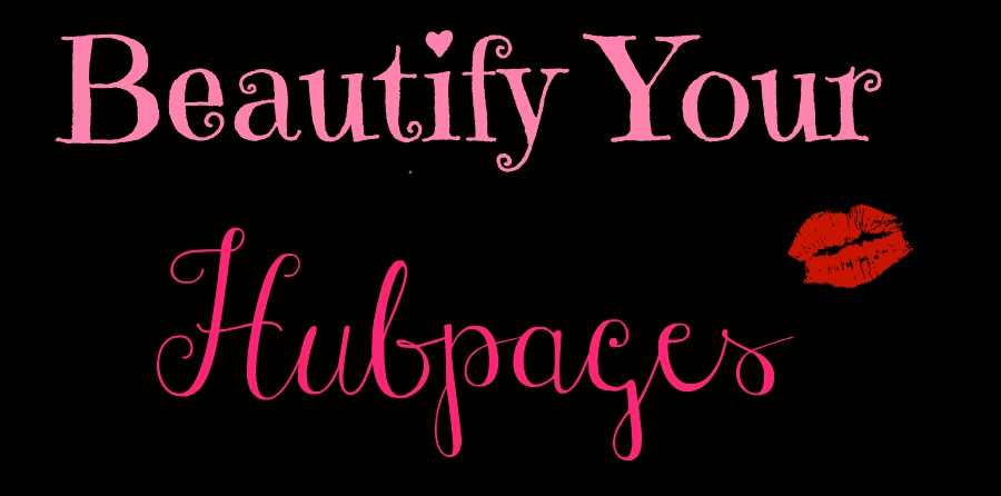 Customize Your Hubpage's Look