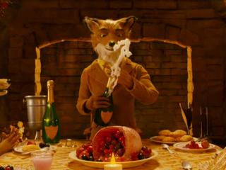 Bashionista Throw Down Fantastic Mr Fox Movie Night