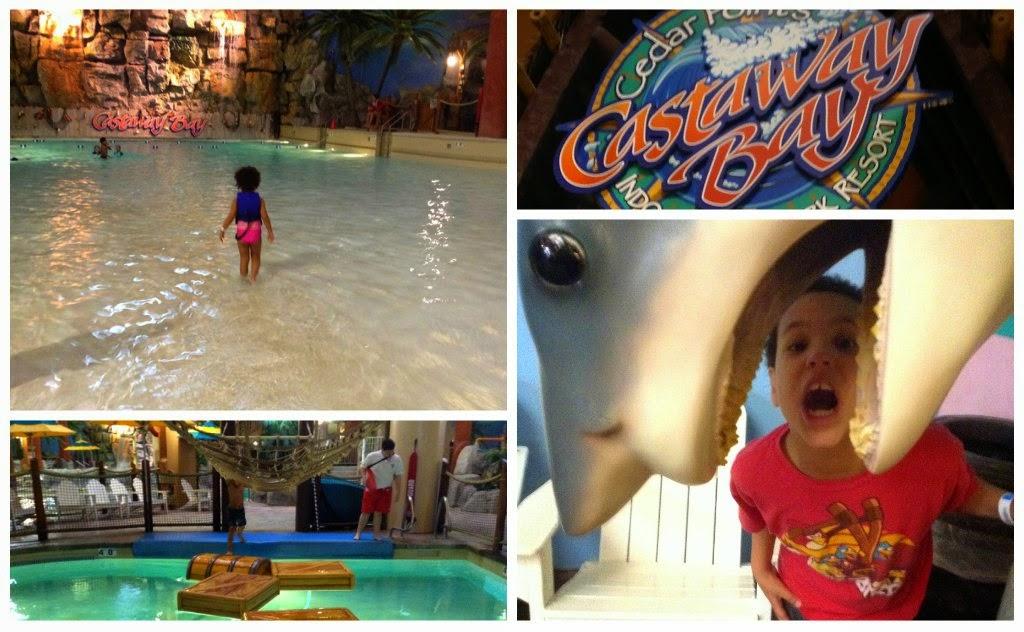 Beat the Winter Blues at Castaway Bay Indoor Waterpark #sponsored