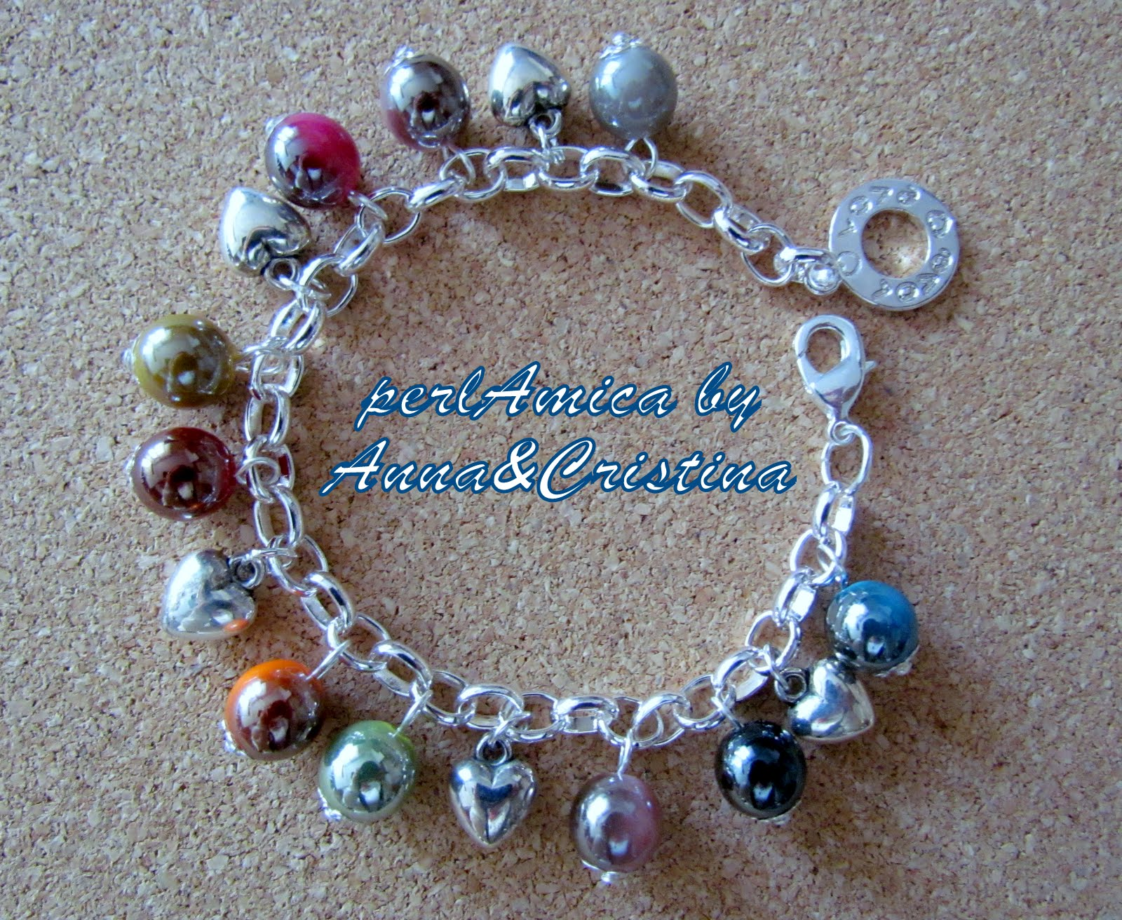 Perlamica due braccialetti super romantici for Soggiorni romantici per due