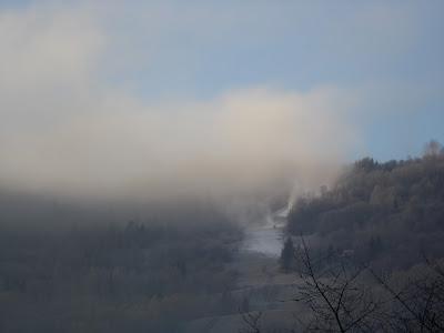 Stok narciarski w Szczawnicy