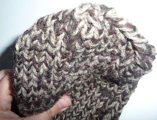 skarpety na drutach