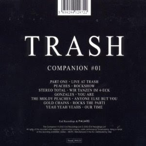 Trash Companion #01, Nancy Sinatra, Kinky Love, Erol Alkan, Pale Saints, mp3