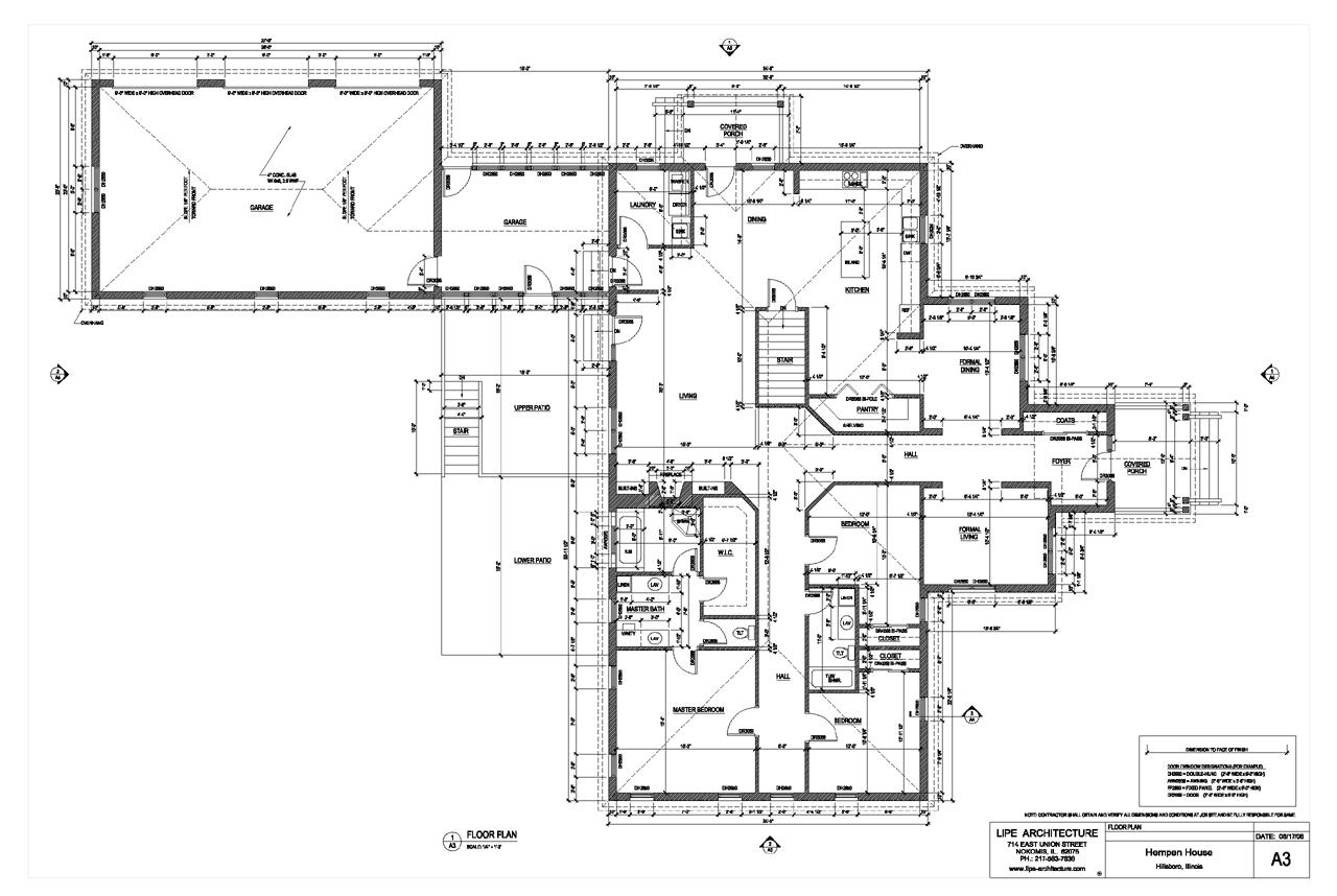 Design home pictures architectural design drawings for Architectural drawing and design for residential construction