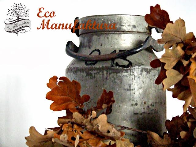 Jesienne inspiracje Eco manufaktura