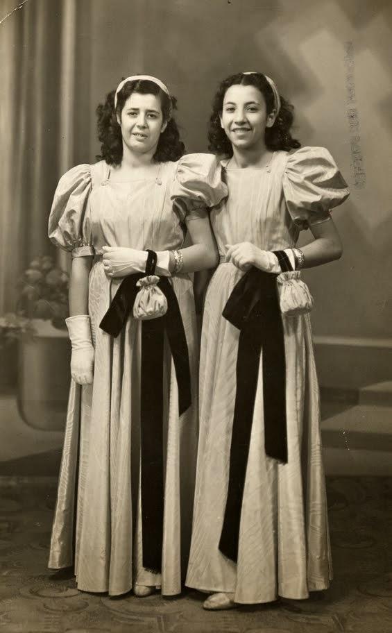 Mes deux soeurs disparues