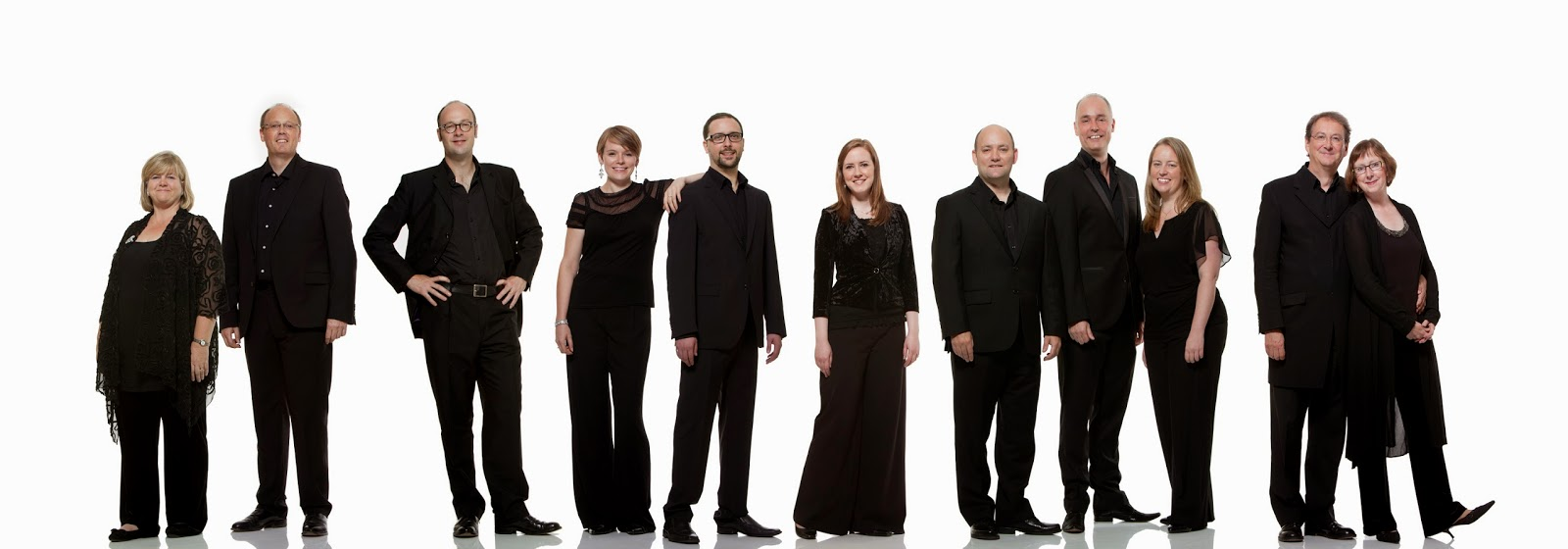 The Tallis Scholars - photo credit Eric Richmond