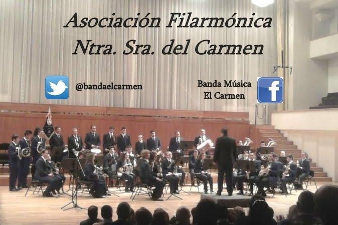 "Asociación Filarmónica ""Ntra. Sra. del Carmen"""