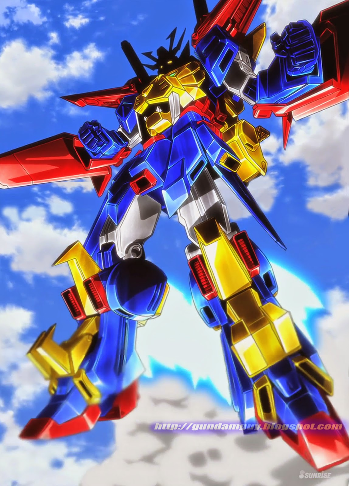 build fighters try episode - photo #23
