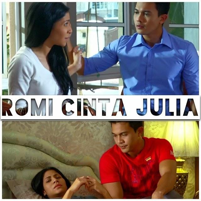 romi cinta julia drama terbaru akan menyusul selepas ku cinta kau