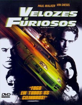 Velozes e Furiosos - DVDRip Dual Áudio