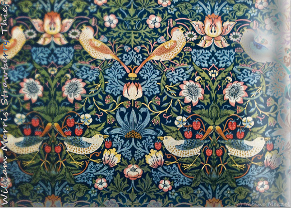 Psynopsis MyFavouritePlace Jazmine V&A William Morris Carpet