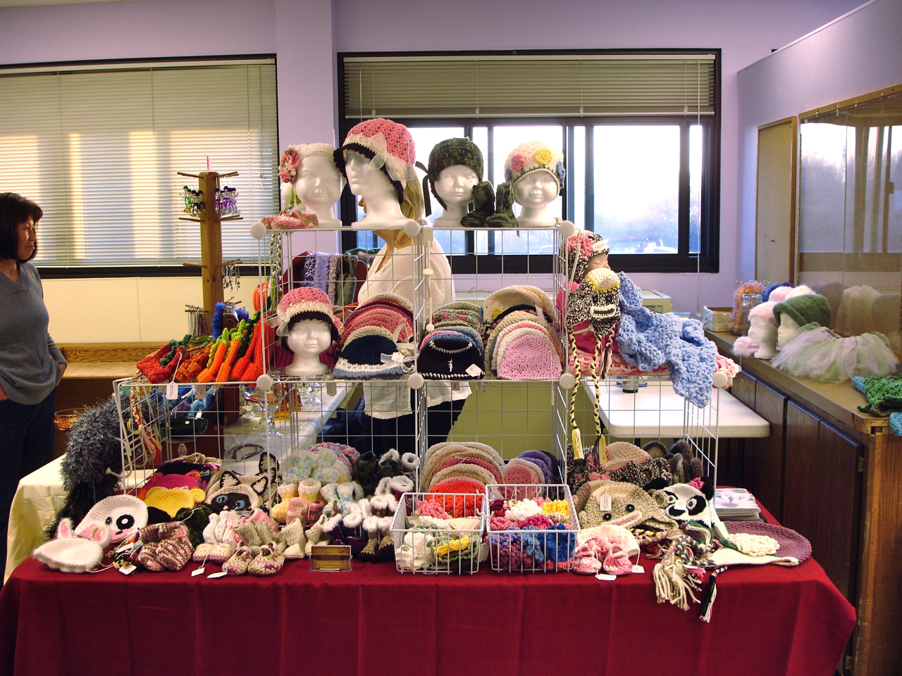 Fourth Craft Show Still Cluttered But This Was A Huge Success I Had Ton Of Sales