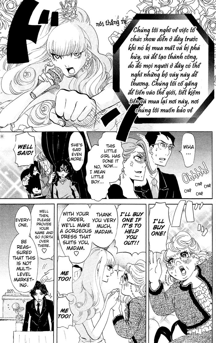 Kuragehime chap 37 - Trang 9