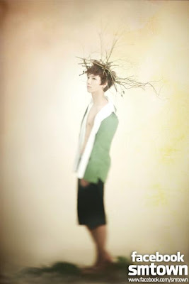 Super Junior 6th Album (Sexy, free & Single) Teaser Photo - Yesung