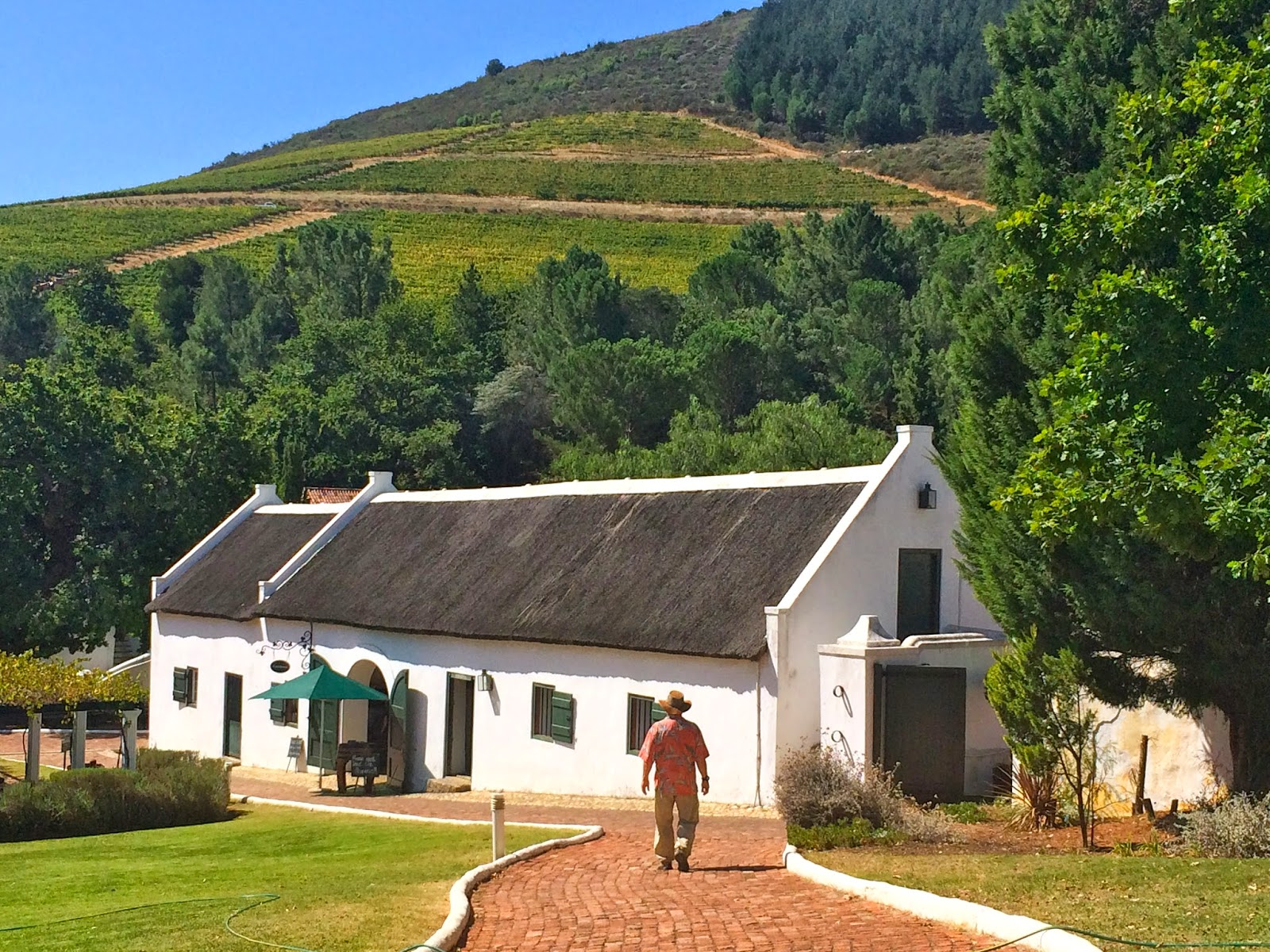 Spaswinefood time for a cap classique and more at for Architecture classique