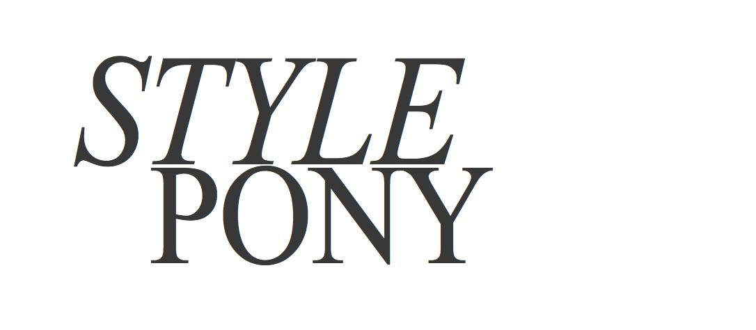 Style Pony