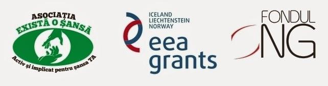 Proiect finanţat prin granturile SEE 2009 - 2014, în cadrul Fondului ONG în România.