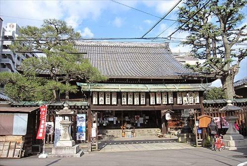 平等寺(びょうどうじ)