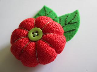flor para diadema fieltro tela