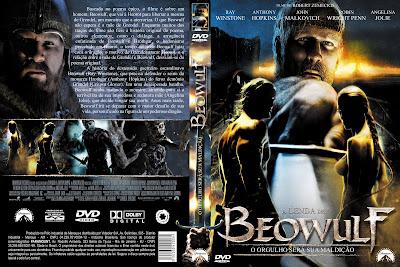 A Lenda de Beowulf DVD Capa