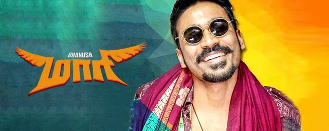 Dhanush's Maari Audio and Movie Release Date