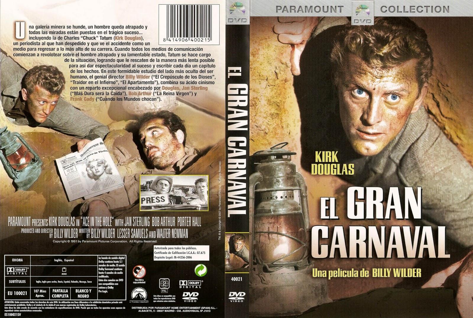 El gran carnaval ( 1951 ) Dual DescargaCineClasico.Net