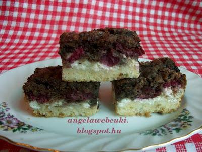 Meggyes túrós lusta asszony rétes, egy egyszerűen elkészíthető sütemény, csak gyorsan párolog, ezért érdemes dupla adagban gondolkozni.