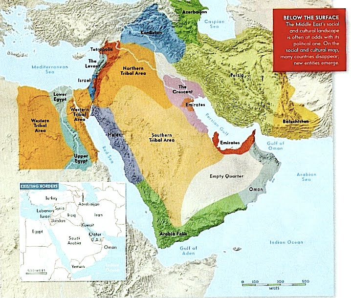 Image result for middle east tribalism