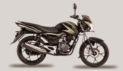 Bajaj Discover 100 M Midnight Black & Olive