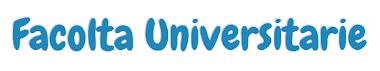 Facoltà Universitarie
