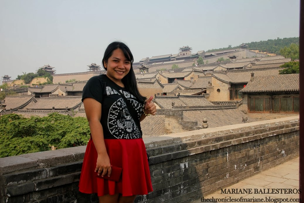 solo female travel china