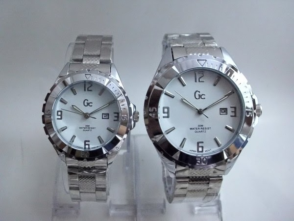Jam Tangan Casio Murah GC Date Couple Sepasang