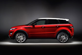 Range Rover Evoque 8