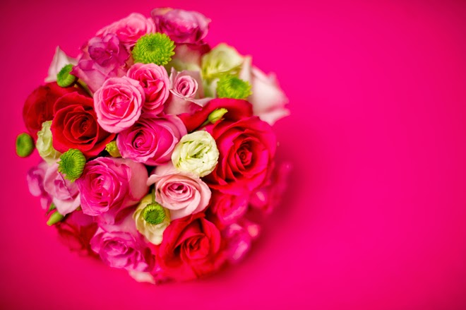 my pink world Wedding-bouquet-pink-16