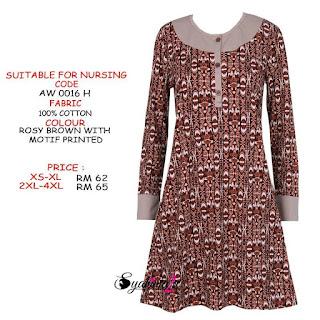T-Shirt-Muslimah-Awanazstyle-AW0016H