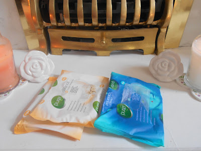 Pure Age Defiance and Deep Cleanse Wipes
