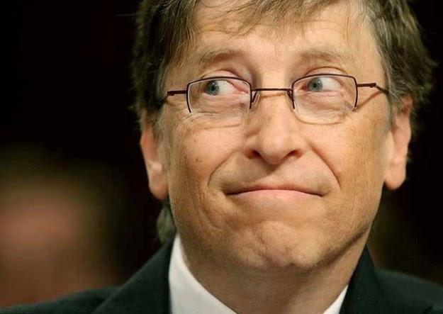 Bill Gates pierde posición dentro de Microsoft