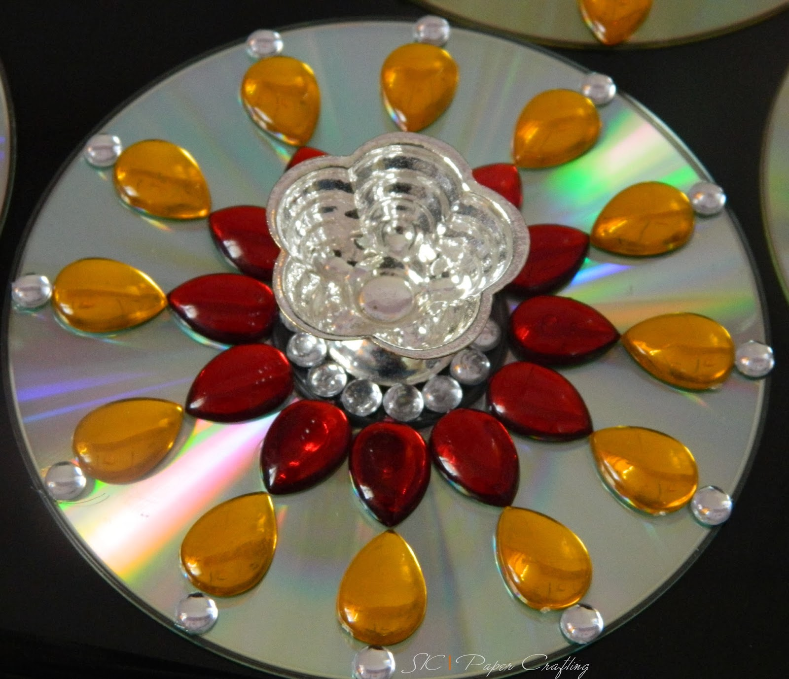 Diwali special dive creative art craft work - Creative craft work from home ...