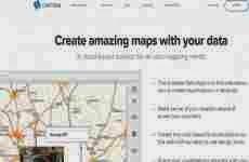 CartoDB: web para crear y compartir mapas interactivos online