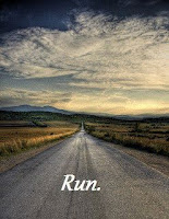 Dieser WEG....(found by RUNspiration)