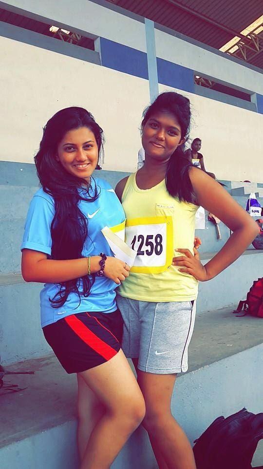 Shanudrie Priyasad shorts